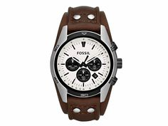 Reloj Análogo Fossil Decker 1019618320 Blanco-Liverpool es parte de MI vida