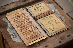 18 of the best wedding invitations ideas i've ever seen (60+ inspirational images)! - Blog of Francesco Mugnai