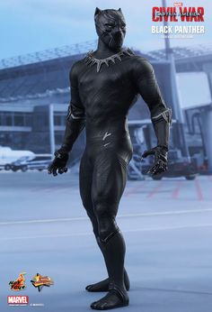 Hot Toys : Captain America: Civil War - Black Panther 1/6th scale Collectible Figure