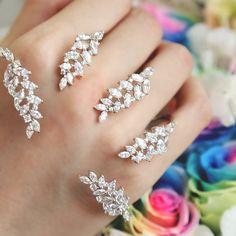 Cuff Jewelry, Hand Jewelry, Stone Jewelry, Bridal Jewelry, Jewelery, Jewelry Accessories, Women Jewelry, Fashion Jewelry, Jewelry Design