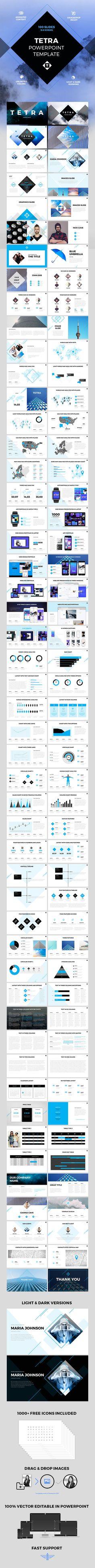 Tetra #UI Presentation #app mockup • Download ➝ https://graphicriver.net/item/tetra-ppt-template/19465575?ref=pxcr