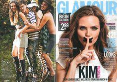 GLAMOUR OLANDA #glamour #may #netherlands #magazine