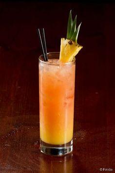 rhum -ananas -schweppes agrume- grenadine