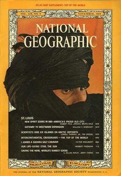 National Geographic November 1965
