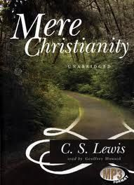 This is Mere Christianity... the foundational beliefs of those who follow God. This is ver challenging to read, but will definitely benefit your walk with God.