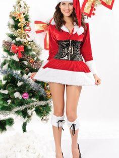 cebb027f5683 Christmas Costumes Sexy