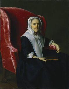 Artist: John Singleton Copley  Completion Date: 1764