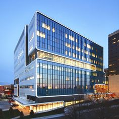 Kaleida Health Clinical and Medical Research building, New York, - http://www.adelto.co.uk/the-contemporary-kaleida-health-clinical-and-medical-research-building-new-york/