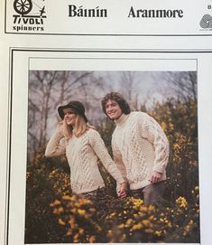 Cable Needle, Polo Neck, Vintage Knitting, Vintage Patterns, Mittens, 1970s, Knitting Patterns, Couple Photos, Sweaters