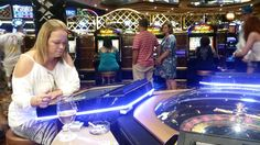 Casino, no MSC Preziosa - Foto de Cristina Sueta.