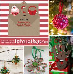 tarjetas de navidad tarjeta de navidad diy de navidad adornos para arbol de