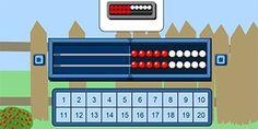 Teacher Tools - DreamBox Learning verschillende tools die kunnen gebruikt worden op het digibord. Getallen op de getallenas plaatsen, getalbeelden flashen en lln laten aanduiden om welk getal het gaat,...