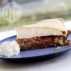 Oma's rabarbertaart @ allrecipes.nl