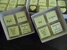 Caixa Convite Casamento / Padrinhos 4BB