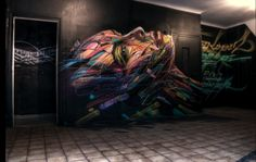 Art In House, Anglet(fr) - Hopare.  Pix : Alain Stab