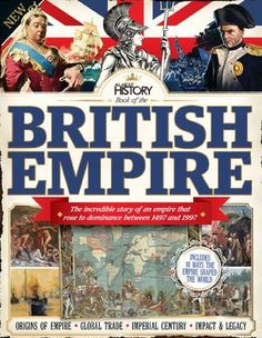 All About History Book Of The British Empire digital subscription
