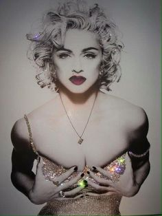 """""""Better to live one year as a tiger, than a hundred as a sheep"""" Madonna"""