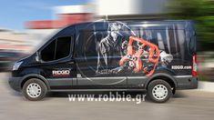 Σήμανση οχημάτων – RIDGID (www.ridgid.eu) Η εταιρεία EMERSON επέλεξε την εταιρεία μας για τη κάλυψη του οχήματος της. Τα εργαλεία RIDGID® είναι γνωστά παγκοσμίως ως κορυφαία προϊόντα για την κατασκευή, τη συντήρηση και την επισκευή, που επιτρέπουν σε επαγγελματίες όπως εσείς �