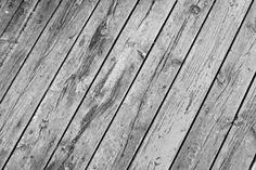 Diagonal White Wood Floor 5x6