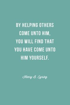 It is a lifelong mission of mine to bring others closer to Him!