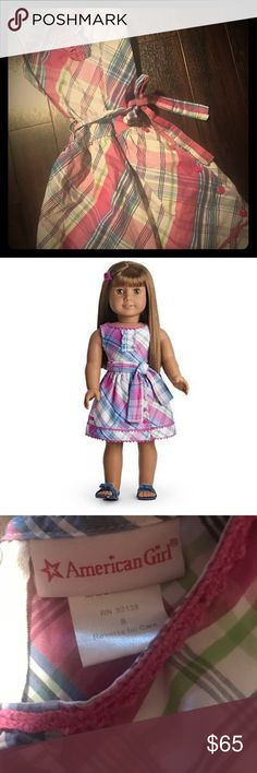 I just added this listing on Poshmark: American Girl Dress & Matching Doll Dress. #shopmycloset #poshmark #fashion #shopping #style #forsale #American Girl #Other
