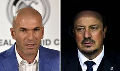 """Rafael Benítez sacked by Real Madrid, 7 mos. into 3-year contract.   Zidane was briefly presented to the press after Pérez offered a two-sentence statement confirming the board had agreed to """"resolve"""" Benítez's contract that had two more seasons left to run. The Spaniard was not at the stadium and sources close to him claimed he had not been informed of the decision and only on Monday morning he was still being assured by the club's chief executive, José Ángel Sánchez, that his job was safe."""