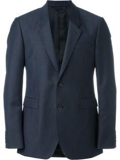 BURBERRY Two Button Blazer. #burberry #cloth #blazer