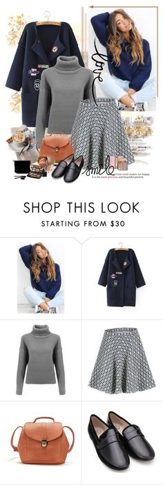 """""""smile..."""" by ksenia-lo ❤ liked on Polyvore featuring Gucci, Chanel, women's clothing, women, female, woman, misses, juniors, yoins and yoinscollection"""