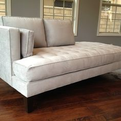 custom loveseats and chaises from Monarch Sofas