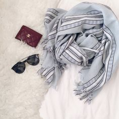 Aritzia Aztec print blanket scarf Light blue Aztec print blanket scarf. Great for grabbing on the go layering over your outfit. Worn once last fall. Blogger favorite! Purchased from Aritzia, brand is Wilfred. Aritzia Accessories Scarves & Wraps