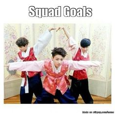 Squad goals :D