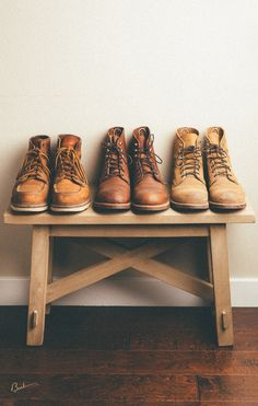 Some of my favorite red wing boots #redwingheritage #myredwings #redwingboots @redwingheritage