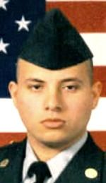 Army CPL Joseph A. Blanco, 25, of Bloomington, California. Died April 11, 2006, serving during Operation Iraqi Freedom. Assigned to 7th Squadron, 10th Cavalry Regiment, 1st Brigade Combat Team, 4th Infantry Division, Fort Hood, Texas. Died of injuries sustained when an improvised explosive device detonated near his vehicle and he came under enemy small-arms fire during combat operations in Taji, Baghdad Province, Iraq.