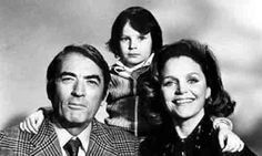 THE OMEN (1976):  The original, not the remake.  Damien the Devil-child terrorizes everyone around him.