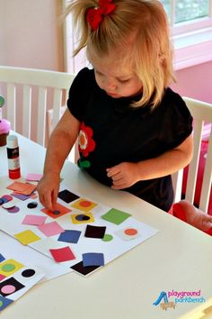 Famous Artists for Toddlers - Exploring Kandinsky