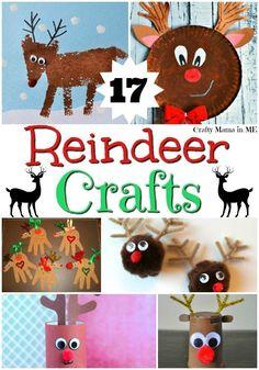 166 Best Preschool Reindeer Activities Images Activities