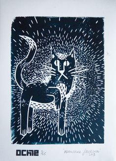 Buy Moonshine Jackson, Linocut by John Melven on Artfinder. Discover thousands of other original paintings, prints, sculptures and photography from independent artists.