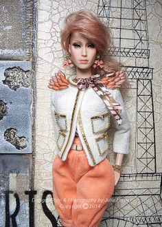 """ROMANTIC AVENUE"" CHANEL Inspired Outfit By CULTE DE PARIS 