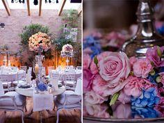 decoraçao casamento com rosas cravos - Pesquisa Google