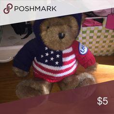 USA bear Patriotic stuffed animal Other