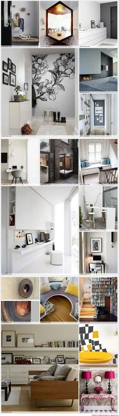 living/hallway