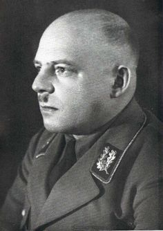 """Fritz Sauckel was General Plenipotentiary for Labour Deployment in the Nazi government. He assumed the post in March 1942 and immediately got to work to round up forced labor from the occupied territories. Working closely with Albert Speer, the munitions minister, he kept feeding The Beast with slaves, most of whom perished in the factories and dungeons of Nazi Germany. He was hanged for his crimes in 1946.His last words were: """"I die innocent, my sentence is unjust. God protect Germany!"""""""