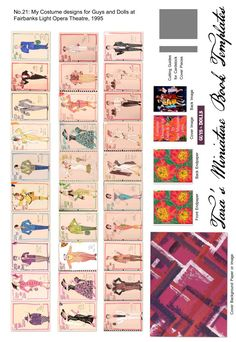 Miniature Crafts, Miniature Dolls, Miniature Houses, Miniature Food, Mini Books, Diy Dollhouse, Dollhouse Miniatures, Barbie Miniatures, Victorian Dollhouse