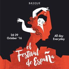 BASQUE  EL FESTIVAL DE ESPAÑA 24-29 October 2016  Celebrating the authenticity of Spain, Basque - Bar de Tapas will be serving you various classic Spanish cocktails, wine, and dishes that will bring the spirit of Spain right into your hand.  ALL DAY EVERYDAY  at Basque – Bar de Tapas 8th Floor, Noble House Building Mega Kuningan, Jakarta Selatan  For more info, please call +622129783111 / +6287829783111 #spanishweek #spanishfestival #basquejkt #bar #gin #tapas #tapasbar #jakarta #food #foods…