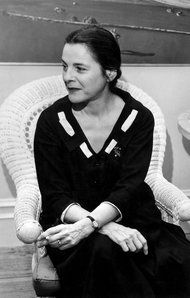 Mary McCarthy:  Combined wit, intellect and great fashion sense