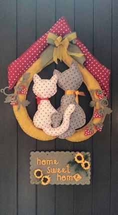 Arts And Crafts Target Cat Crafts, Diy And Crafts, Arts And Crafts, Sewing Projects, Projects To Try, Diy Y Manualidades, Types Of Craft, Love Craft, Felt Fabric