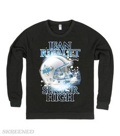 Jean Ribault Senior High sweatshirt | Ribault Senior High School in Jacksonville, Florida #Skreened