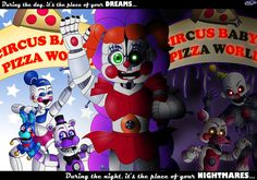 The Perfect Pizza Place By FNaF2FAN.deviantart.com On @DeviantArt