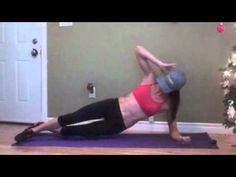 Intense Core work with Holds - axfit