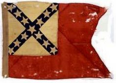 Early Flag of the 31st Virginia Infantry Regiment